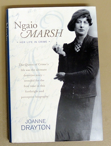 Image for Ngaio Marsh: Her Life in Crime