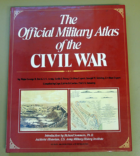 Image for The Official Military Atlas of the Civil War