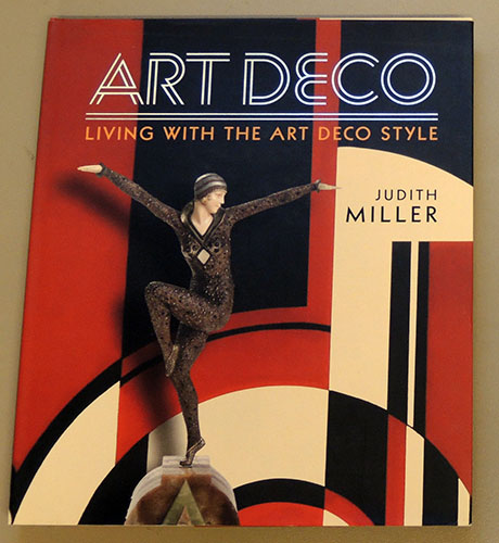 Image for Art Deco: Living with the Art Deco Style