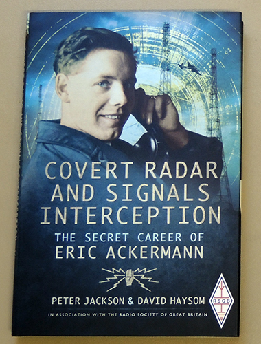 Image for Covert Radar and Signals Interception: The Secret Career of Eric Ackermann