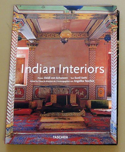 Image for Indian Interiors (Interieurs De l'Inde)