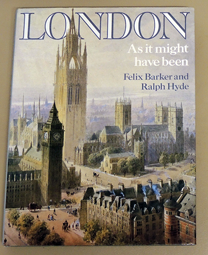 Image for London as it Might Have Been