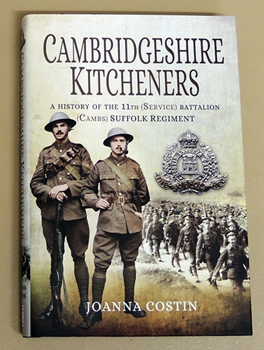 Image for Cambridgeshire Kitcheners: A History of the 11th (Service) Battalion (Cambs) Suffolk Regiment