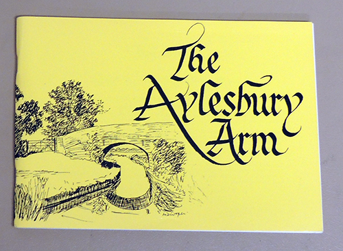 Image for The Aylesbury Arm of the Grand Union Canal