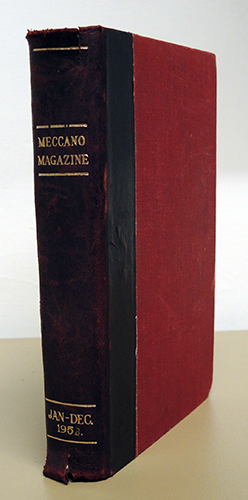 Image for Meccano Magazine Volume XLIII Issues 1 - 12.. January - December 1958