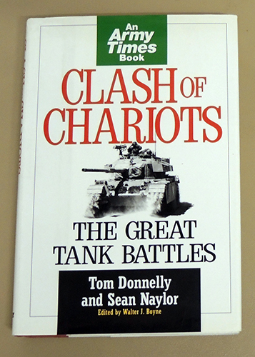 Image for Clash of Chariots: The Great Tank Battles