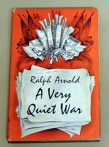 Image for A Very Quiet War
