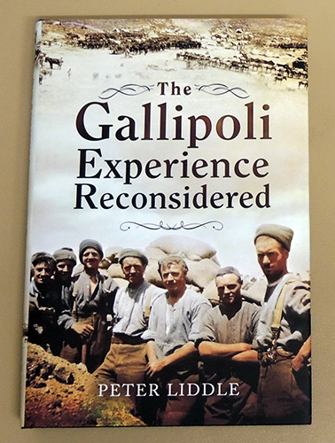 Image for The Gallipoli Experience Reconsidered