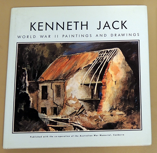 Image for Kenneth Jack: World War II Paintings and Drawings