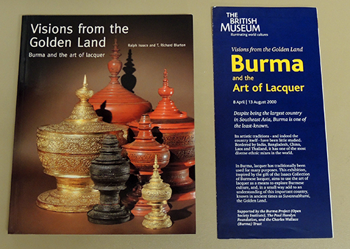 Image for Visions from the Golden Land: Burma and the Art of Lacquer
