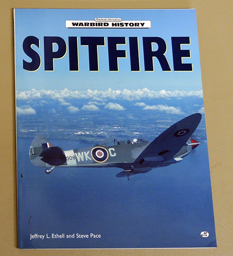 Image for Spitfire (Motorbooks International Warbird History)