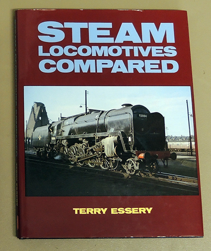 Image for Steam Locomotives Compared