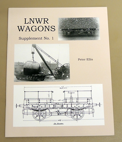 Image for LNWR Wagons Supplement No.1
