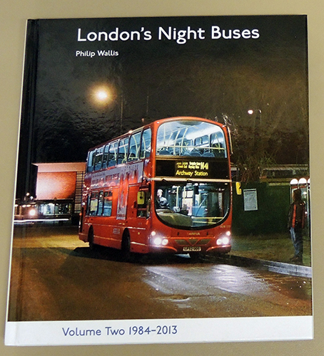 Image for London's Night Buses Volume Two (2, II): 1984 - 2013