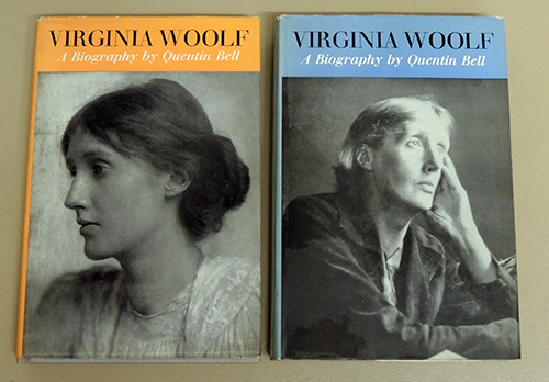 Image for Virginia Woolf: A Biography. Volume One (1, I): Virginia Stephen 1882 - 1912; Volume Two (2, II): Mrs Woolf 1912 - 1941