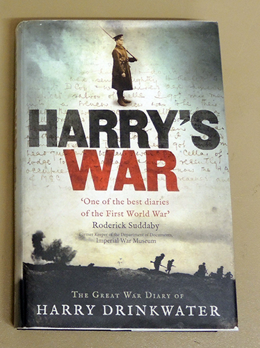Image for Harry's War: The Great War Diary of Harry Drinkwater