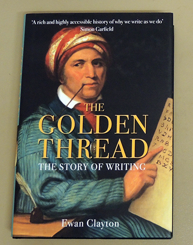 Image for The Golden Thread: The Story of Writing