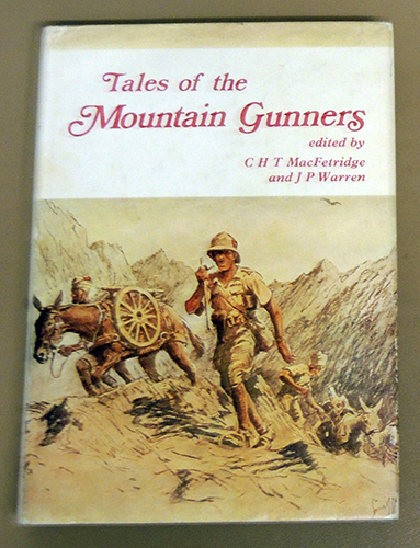 Image for Tales of the Mountain Gunners : An Anthology, Compiled By Those Who Served with Them