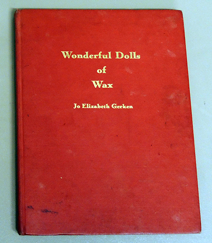 Image for Wonderful Dolls of Wax
