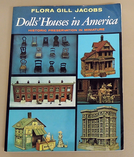 Image for Dolls' Houses in America: Historic Preservation in Miniature