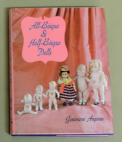 Image for All-Bisque and Half-Bisque Dolls