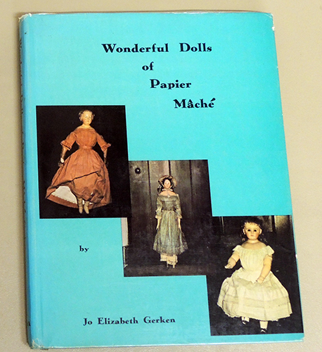 Image for Wonderful Dolls of Papier Mach