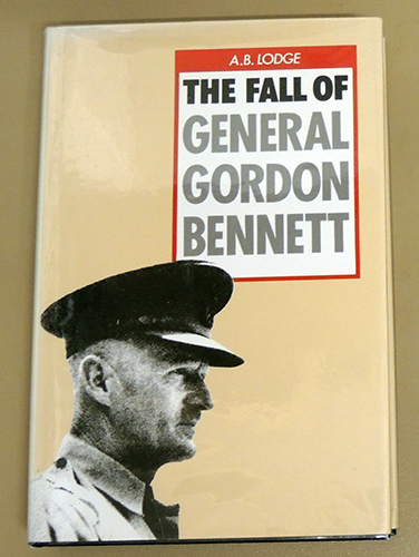 Image for The Fall of General Gordon Bennett