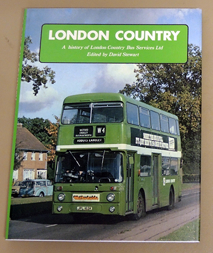 Image for London Country: A History of London Country Bus Service Ltd.