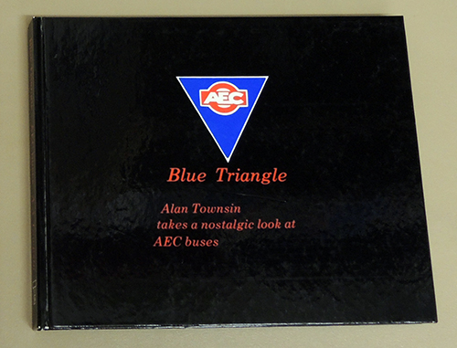 Image for AEC Blue Triangle. Builders of London's Buses