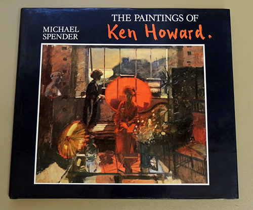Image for The Paintings of Ken Howard. Drawn By the Light