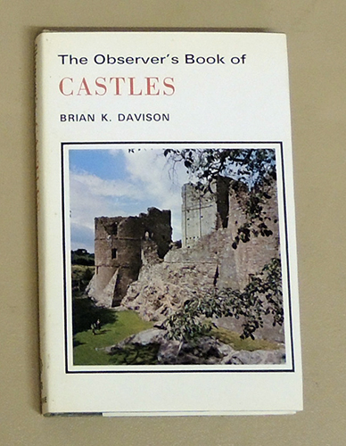 Image for The Observer's Book of Castles. (The Observer Series No. 78)