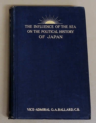 Image for The Influence of the Sea on the Political History of Japan