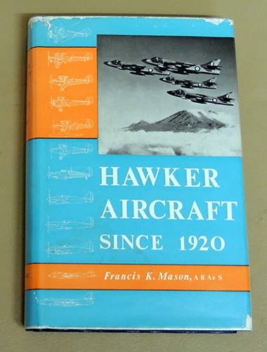 Image for Hawker Aircraft Since 1920
