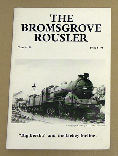 Image for The Bromsgrove Rousler Volume No.X (Ten, 10) December 1995