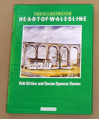 Image for The Illustrated Heart of Wales Line