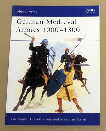 Image for Men-at-Arms 310: German Medieval Armies 1000 - 1300
