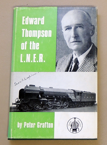 Image for Edward Thompson of the L.N.E.R