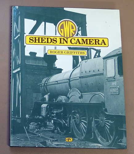 Image for GWR (Great Western Railway) Sheds in Camera (T385)