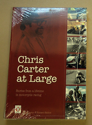 Image for Chris Carter at Large: Stories from a Lifetime in Motorcycle Racing