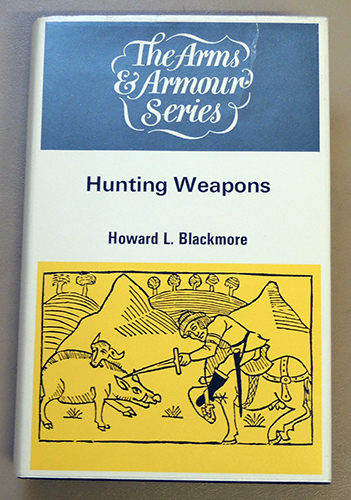 Image for Hunting Weapons (The Arms & Armour Series)