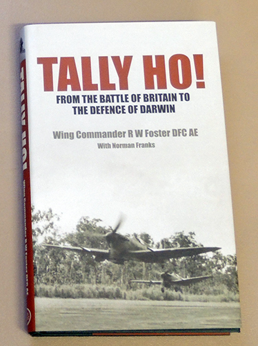 Image for Tally Ho!: From the Battle of Britain to the Defence of Darwin