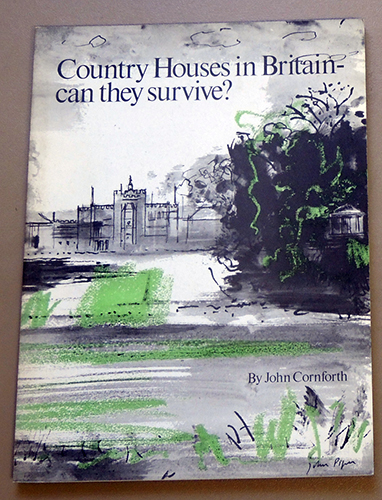 Image for Country Houses in Britain - Can They Survive?