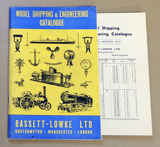 Image for Model Shipping & Engineering Catalogue