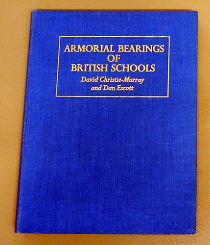 Image for Armorial Bearings of British Schools