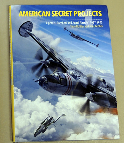 Image for American Secret Projects 1: Fighters, Bombers and Attack Aircraft 1937 - 1945