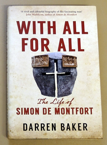 Image for With All For All: The Life of Simon de Montfort