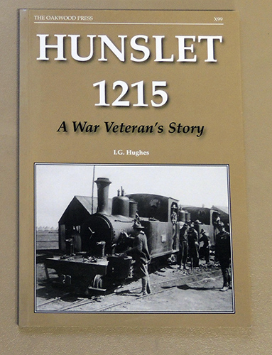 Image for X99: Hunslet 1215: A War Veteran's Story