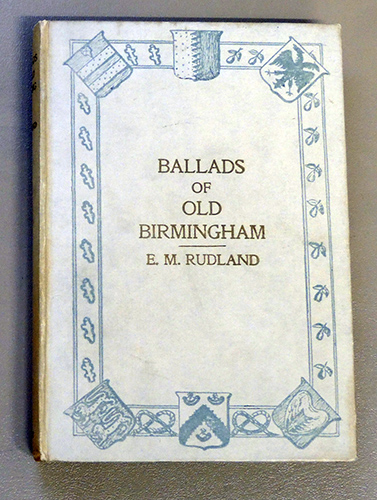 Image for Ballads of Old Birmingham