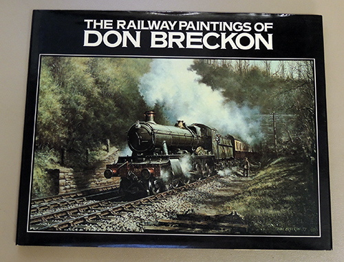 Image for The Railway Paintings of Don Breckon