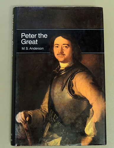 Image for Peter the Great (Men in Office Series)
